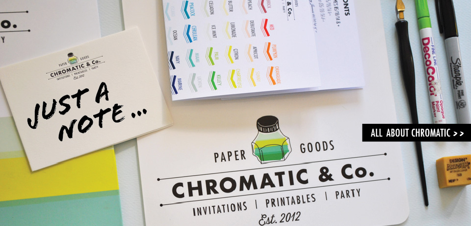 All About Chromatic and Co.