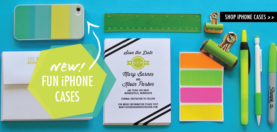 Custom iPhone Cases from Chromatic and Co.